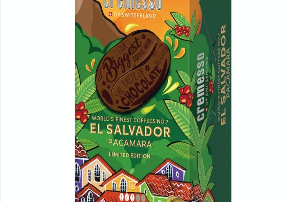 """NEU: Cremesso Limited Edition aus der mittelamerikanischen """"Elefantenbohne"""""""