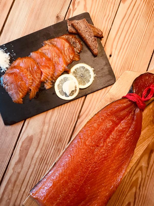 Schottischer Räucherlachs in Top-Qualität – Fischwerker