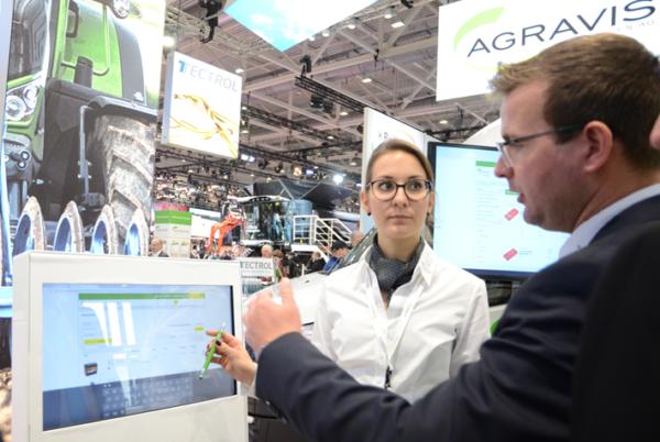 AGRAVIS-Gruppe zieht positives Agritechnica-Fazit