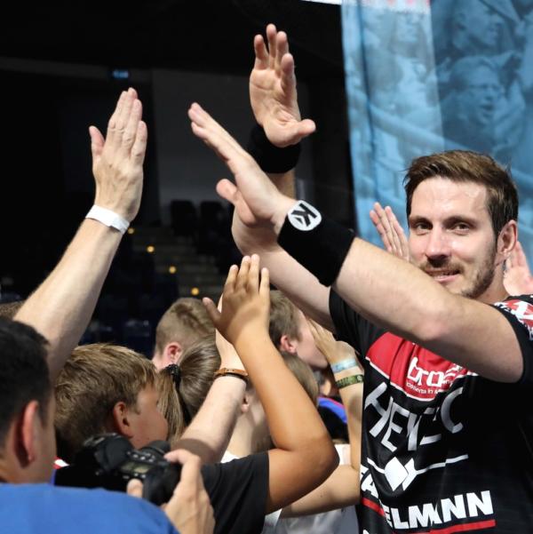 Weltmeister Michael Haaß wird neuer Cheftrainer beim HC Erlangen