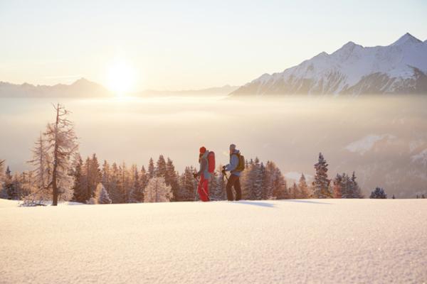 Wandern im Winter-Wunderland – Verbraucherinformation der ERGO Reiseversicherung