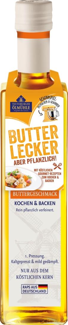 Butter-lecker von der Teutoburger Ölmühle