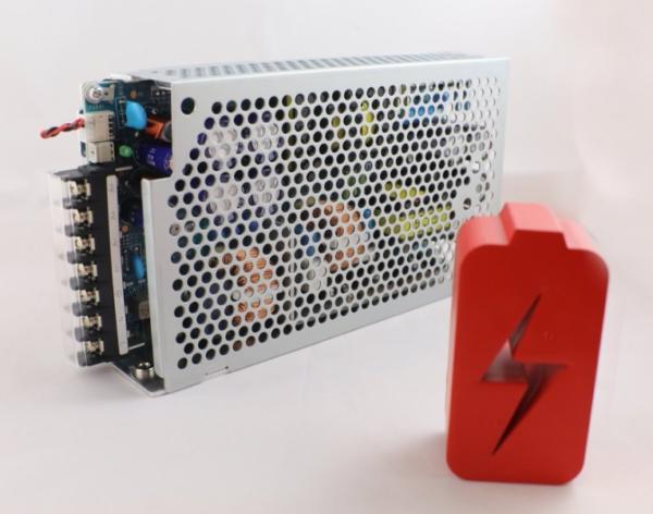 Systemtechnik LEBER präsentiert 10mVss R&N-Schaltnetzteil mit Weitbereichseingang