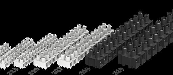 WECO-Serie 328/329: Klemmleisten für industrielle Anwendungen