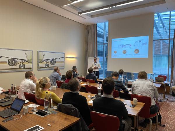 Evora Mobile Summit III – Innovationen in Instandhaltung