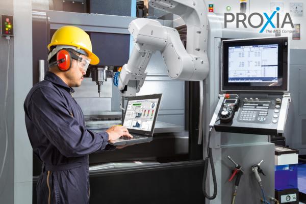 PROXIA Prozessdaten-Modul