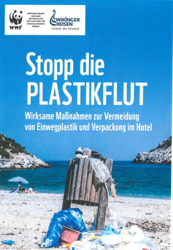 Plastikvermeidung geht alle an: Hotels, Lieferanten und Urlauber sind gefordert