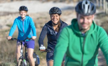 Locker laufen lassen: Andalusien, Atlantik, Algarve, Afrika – Aktivurlaub per Rad