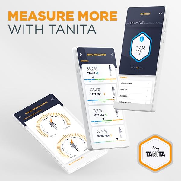 Tanita runderneuert beliebte My Tanita-App