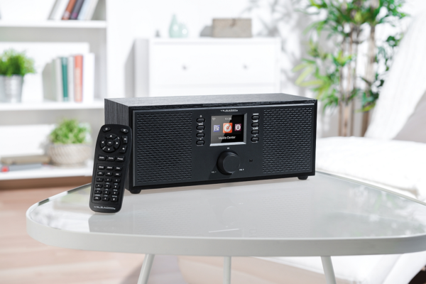 VR-Radio Stereo-WLAN-Internetradio IRS-350.bt