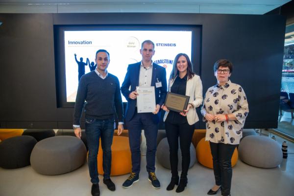 PILLER und IBsolution gewinnen SAP Quality Award
