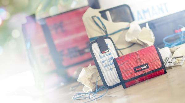 Das hat nicht jeder – Geschenke aus gebrauchtem Feuerwehrschlauch