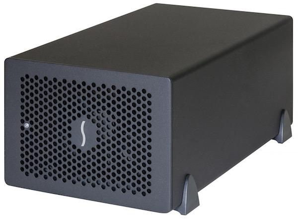 PCIe®-Erweiterung für Thunderbolt 3™ – Sonnet stellt mobiles Kompaktmodell für Video- und Audioprofis vor