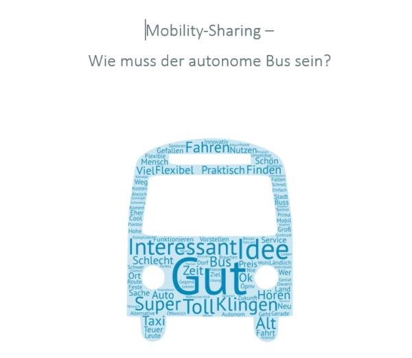 Mobility-Sharing: Autonome Busse – Zwischen Vorbehalten und Benefits