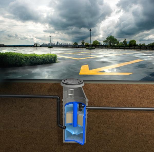 Das punktet auch bei Ihrem Projekt – Niederschlagswasser reinigen mit BIRCOhydropoint®