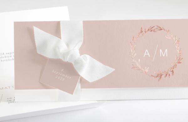 Tipps für Hochzeitssprüche und kreativ gestaltete Hochzeitseinladungen
