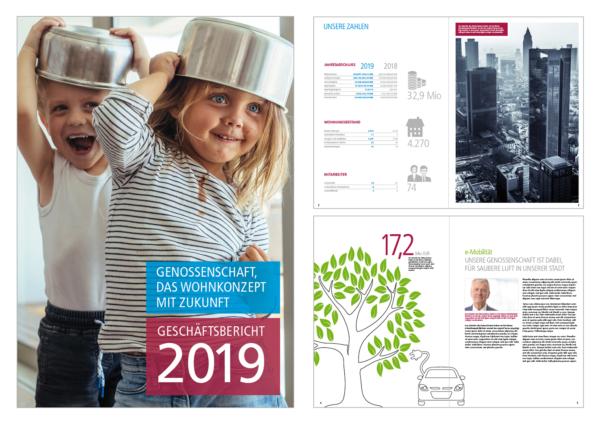 akzent design Werbeagentur analysiert Erscheinungsbilder von Wohnungs-Genossenschaften