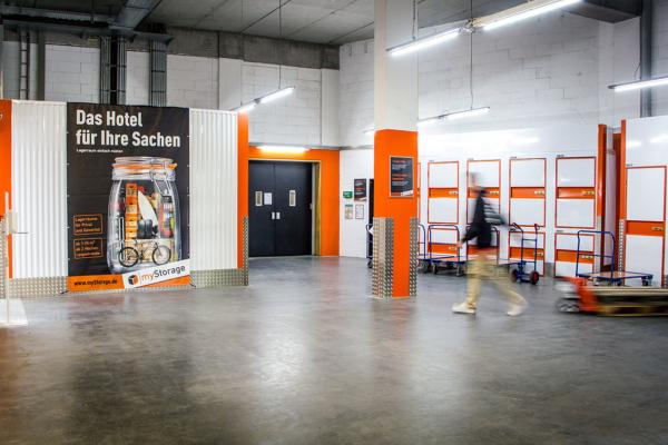 myStorage – die Idee des gemieteten Lagerplatzes setzt sich durch