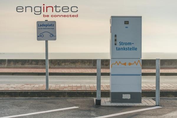 engintec, die Zukunft der E-Mobilität ist die Ladestation