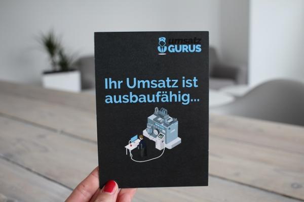 UMSATZGURUS GmbH: Neue Systematik für die erfolgreiche Kunden-Akquise