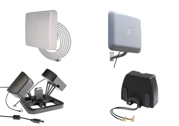 Neue Mobilfunk- und WLAN Antennen von XORO