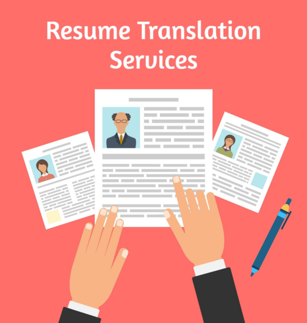 The Right Impression With The Best Resume Translation