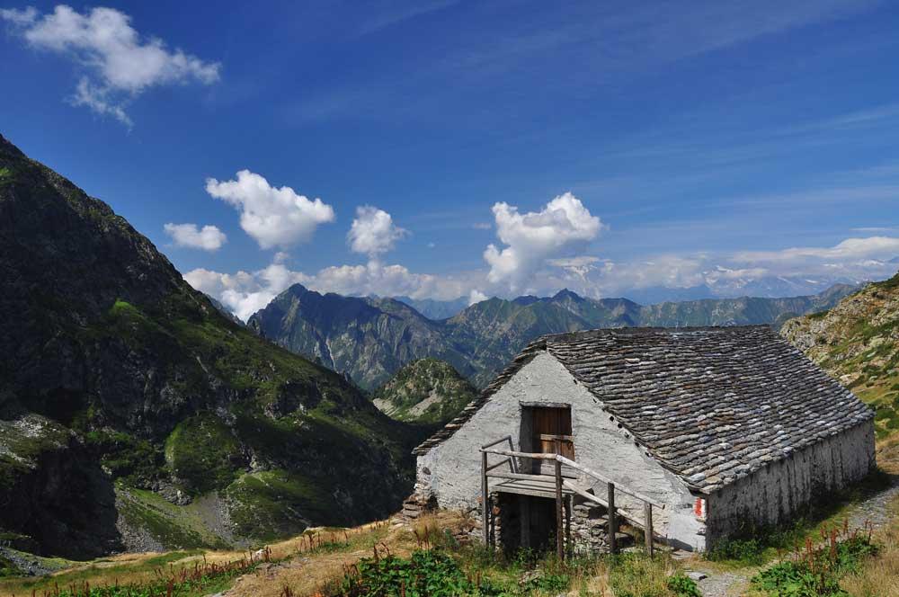 Val-Grande-Hütte©Roberto-Maggioni Die Wildnis ruft am Lago Maggiore