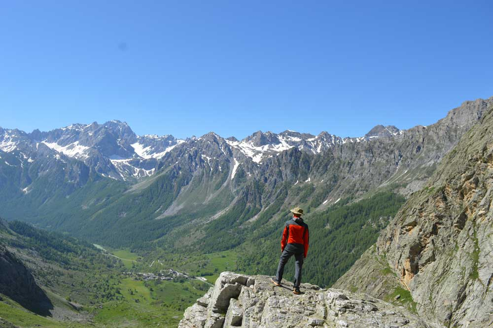 Bergwelt-in-CuneoValle-Maira-Foto-Archivio-ATL-del-Cuneese Die Provinz Cuneo im norditalienischen Piemont ist für sicheren Tourismus gewappnet